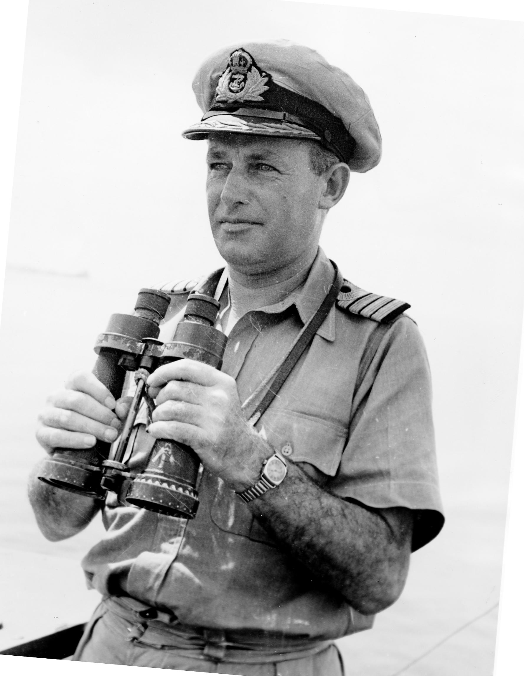 Herbert Buchanan 1945