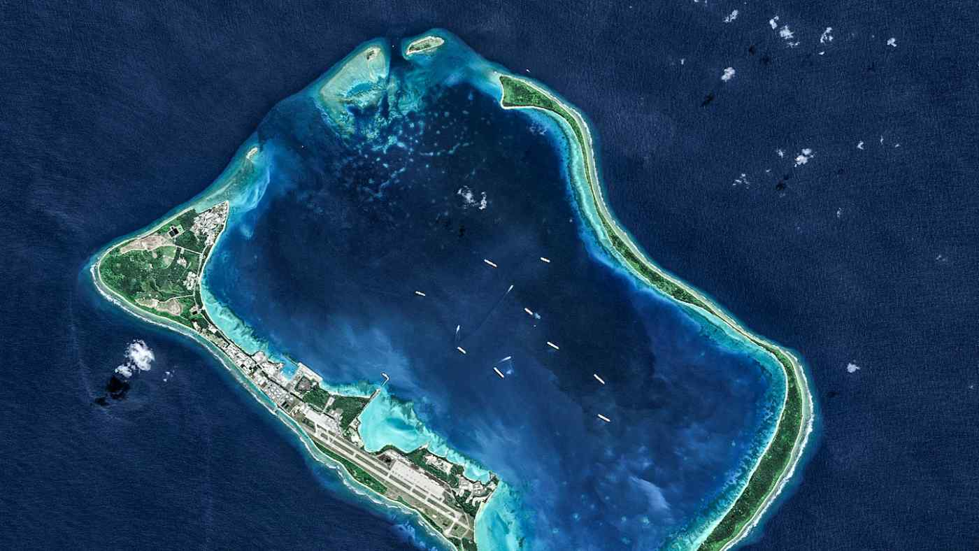Diego Garcia, an Indian Ocean atoll that is part of the British Indian Ocean Territories, is growing in geopolitical significance for the U.K. and the U.S. as they increase engagement in the Indo-Pacific region.